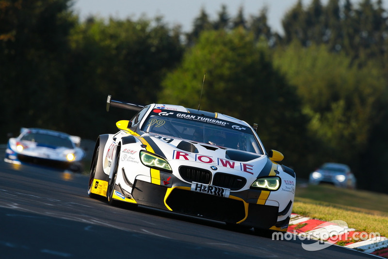 #99 ROWE Racing BMW M6 GT3: Philipp Eng, Tom Blomqvist