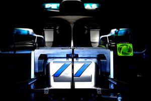 La voiture de Valtteri Bottas Mercedes AMG F1 W09