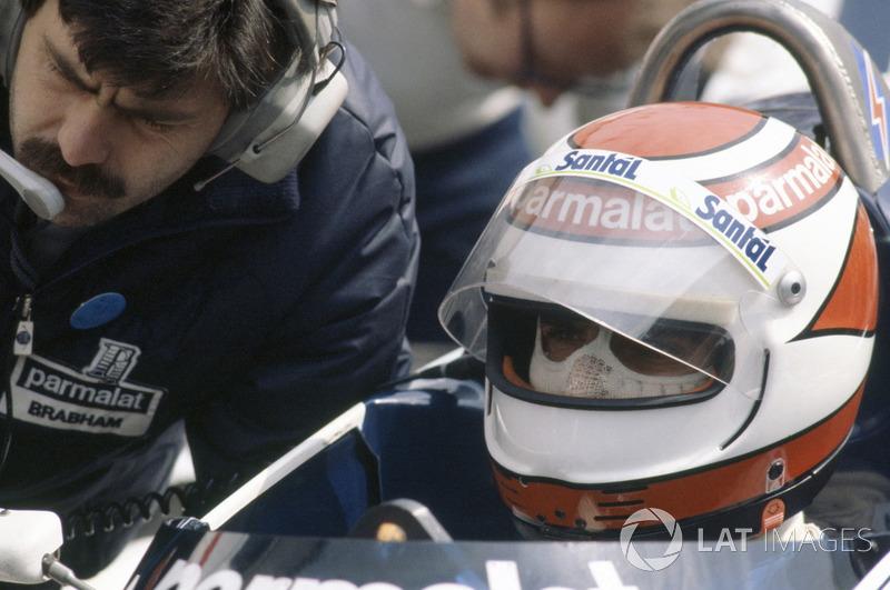 1982年:ネルソン・ピケ(ブラバム)