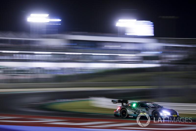 8. Pascal Wehrlein, Mercedes-AMG Team HWA, Mercedes-AMG C63 DTM