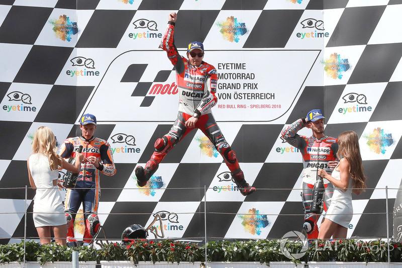 Victoria GP Austria 2018