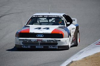 Audi Quattro SCCA