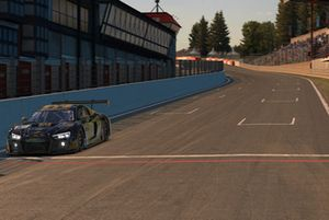 NWS eSports Team en las 24 horas de Spa de iRacing