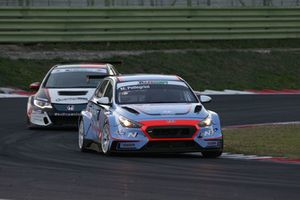 Marco Pellegrini Anatrella, Honda Civic TCR, Target