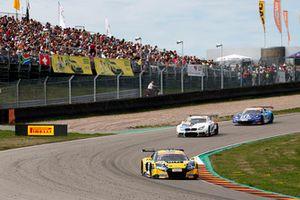 #11 EFP by TECE Audi R8 LMS: Elia Erhart, Pierre Kaffer