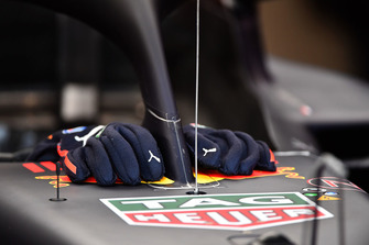 Red Bull Racing Puma handschoenen