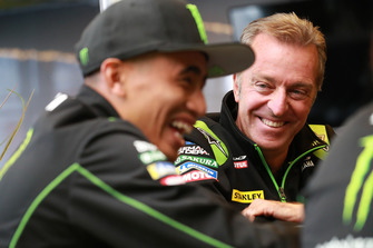 Hafizh Syahrin, Monster Yamaha Tech 3, Hervé Poncharal, Monster Yamaha Tech 3 Team Principal, British MotoGP 2018