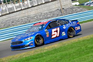 Josh Bilicki, Rick Ware Racing, Ford Fusion Jacob Companies