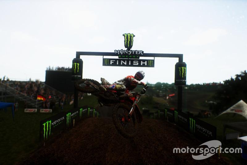 Screenshot MXGP Pro