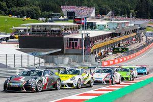 الفيصل الزُبير في سباق النمسا