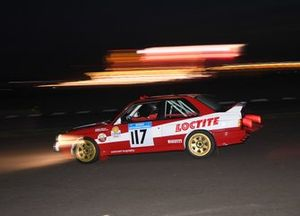 Super Special Stage, Mike Rimmer BMW
