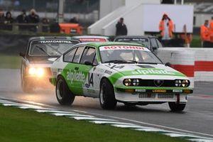 Gerry Marshall Trophy, Paul Clayson Alfa GTV