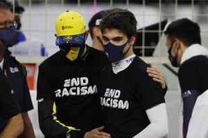 Esteban Ocon, Renault F1, Lance Stroll, Racing Point