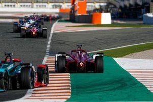 Sergio Sette Camara, Dragon Penske Autosport, Penske EV-4, Lucas Di Grassi, Audi Sport ABT Schaeffler, Audi e-tron FE07