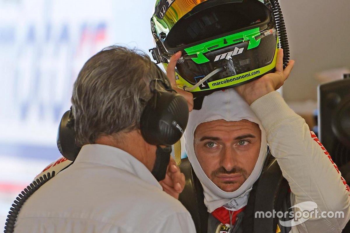 Marco Bonanomi, JAS Motorsport, Honda NSX GT3 Evo