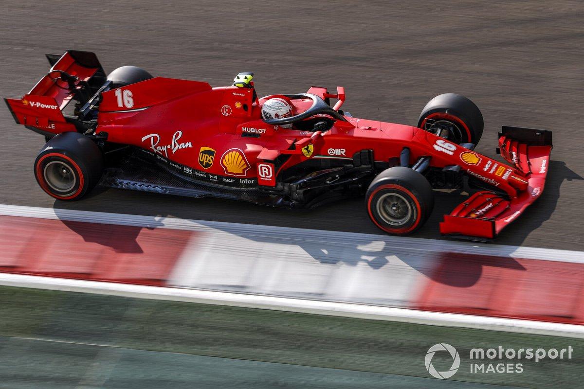 3. Charles Leclerc, Scuderia Ferrari