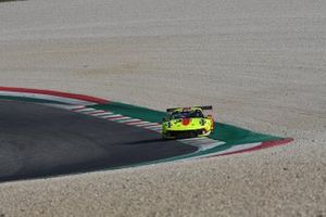 #66 Haegeli by T2 Racing: Pieder Decurtins, Manuel Lauck, Marc Basseng, Porsche 911 GT3 R