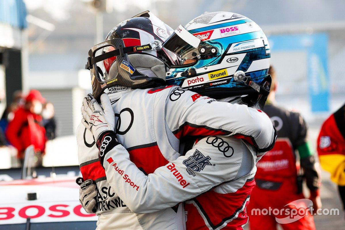 Nico Muller, Audi Sport Team Abt Sportsline, Rene Rast, Audi Sport Team Rosberg