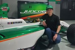 Kyffin Simpson, Juncos Racing