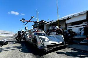 #01 Chip Ganassi Racing Cadillac DPi: Renger van der Zande, Scott Dixon, Kevin Magnussen