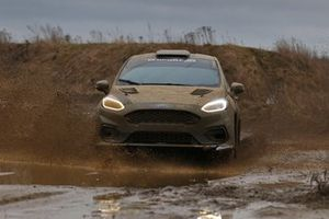 Ken Torn, Ford Fiesta Rally3