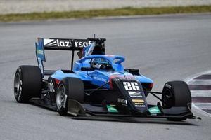 Calan Williams, Jenzer Motorsport