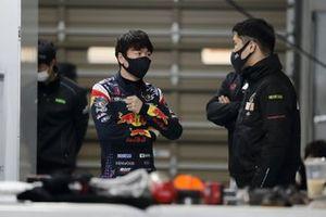 大津弘樹(Red Bull MUGEN Team Goh)