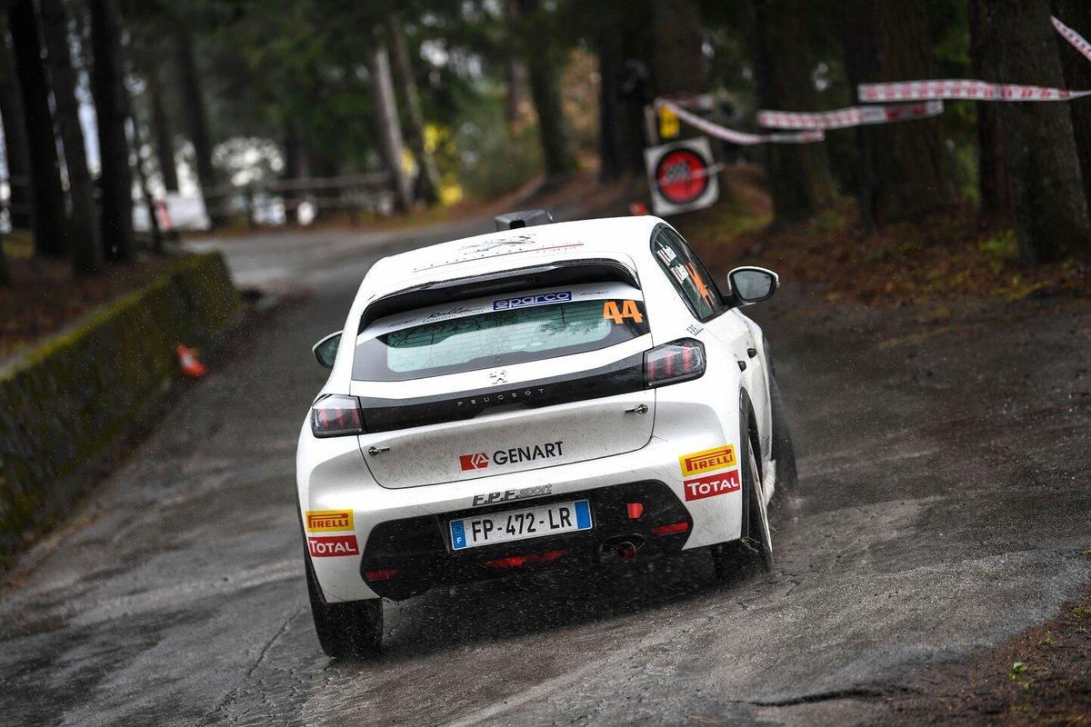 Andrea Nucita, Giuseppe Nucita, Peugeot Sport Italia, Peugeot 208 Rally4