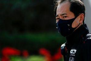 Тойохару Танабе, технический директор Honda F1