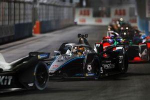 Stoffel Vandoorne, Mercedes Benz EQ, EQ Silver Arrow 02, Lucas Di Grassi, Audi Sport ABT Schaeffler, Audi e-tron FE07