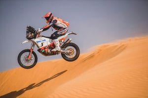 #21 KTM Factory Team: Daniel Sanders