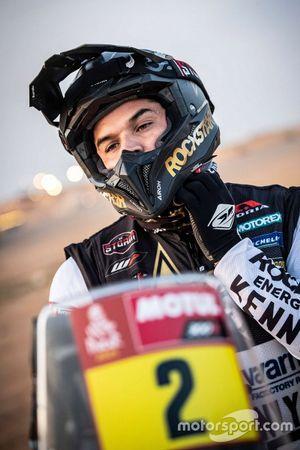 #2 Husqvarna Factory Racing: Pablo Quintanilla