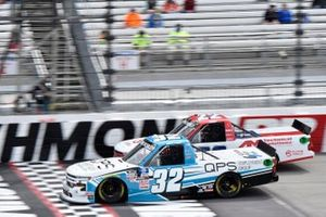 Sam Mayer, Bret Holmes Racing, Chevrolet Silverado QPS Employment Group