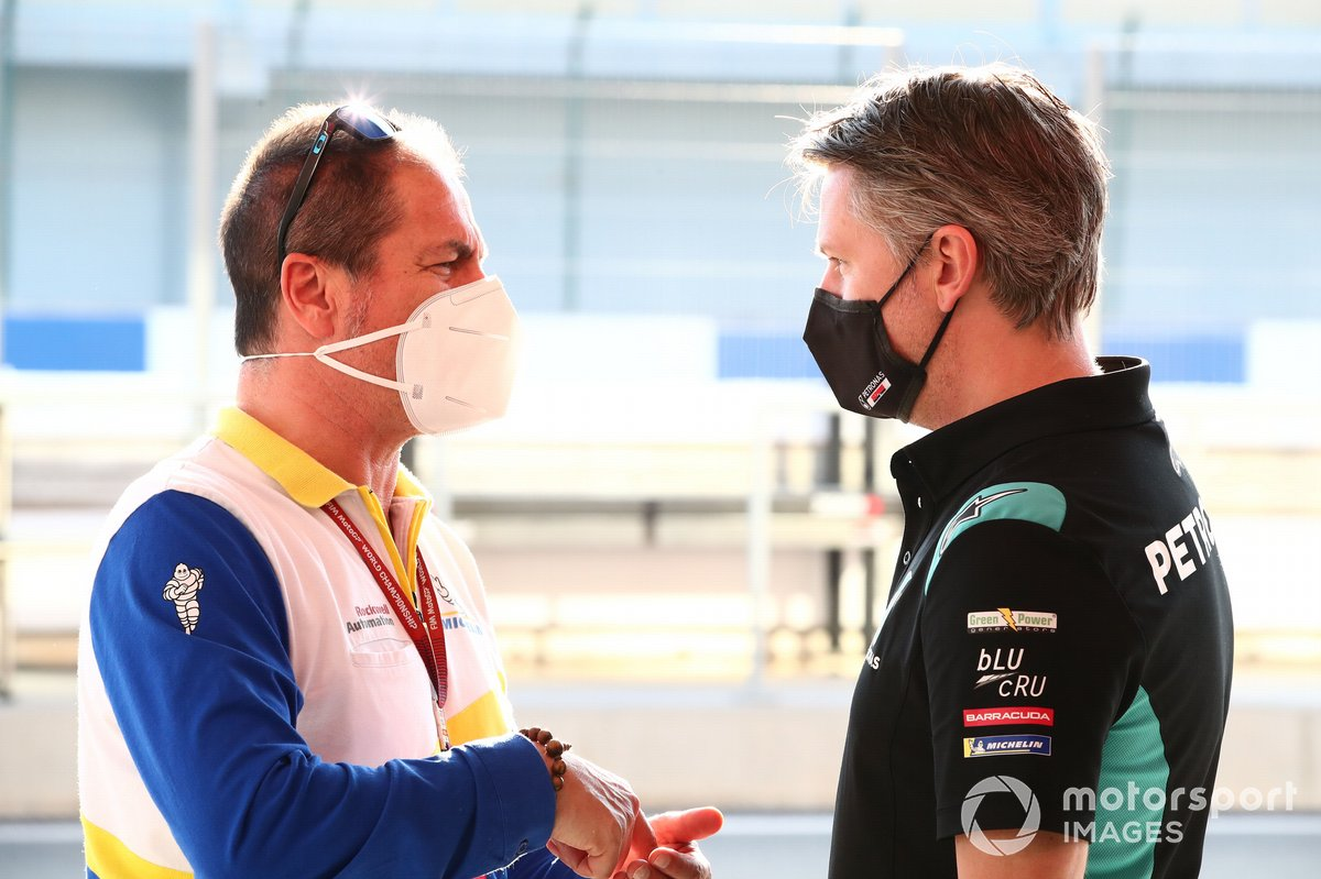 Johan Stigefelt, Petronas Yamaha SRT