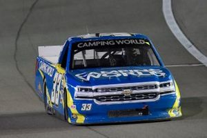 Jesse Iwuji, Reaume Brothers Racing, Chevrolet Silverado Camping World