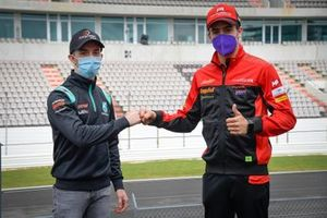 John Mcphee, Petronas Sprinta Racing, Jeremy Alcoba, Gresini Racing Moto3
