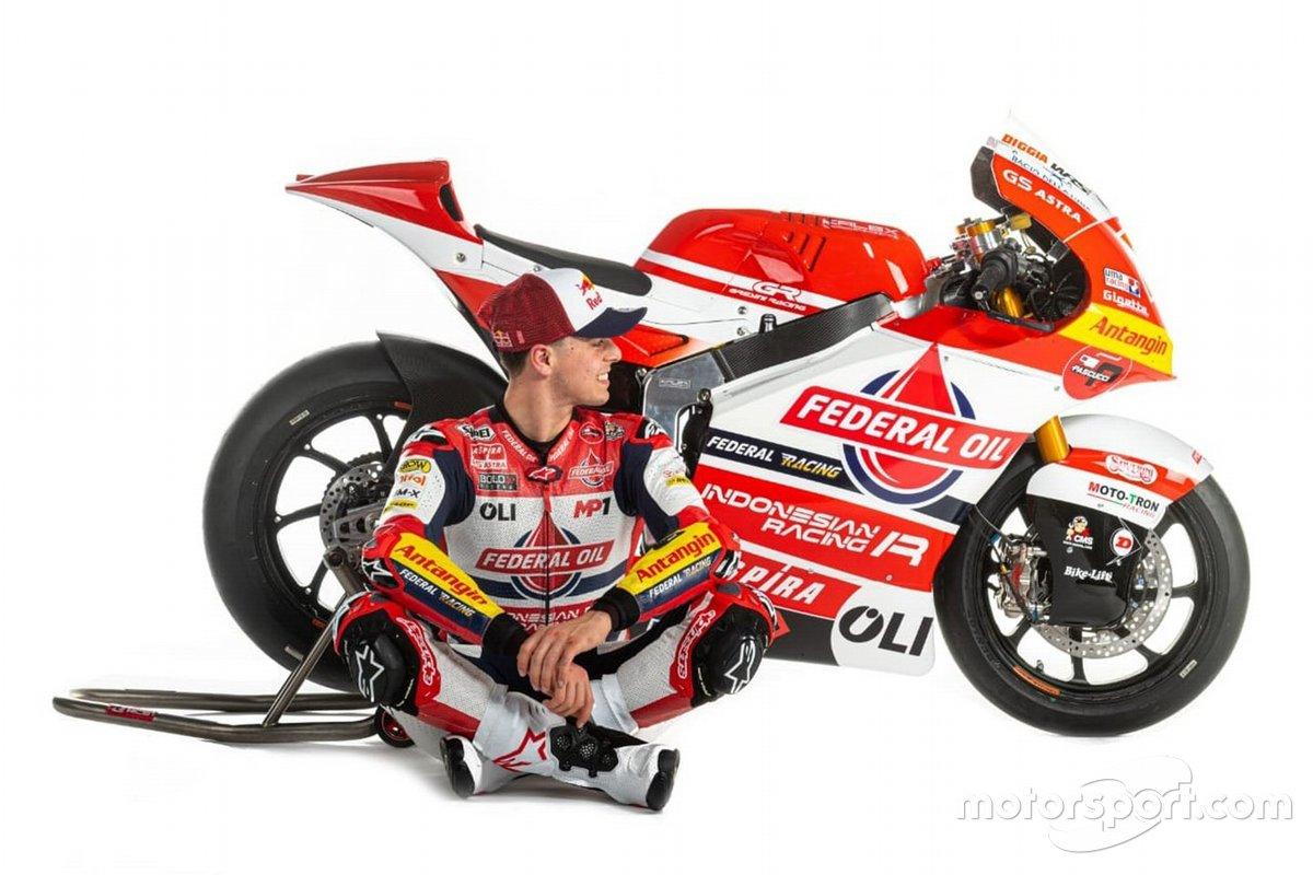Fabio Di Giannantonio, Gresini Racing