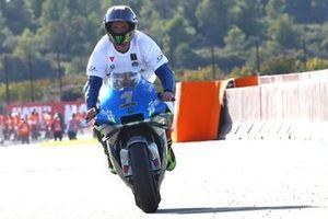 Champion Joan Mir, Team Suzuki MotoGP