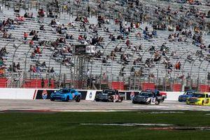 Pace Car, Kyle Busch, Kyle Busch Motorsports, Toyota Tundra Cessna, John Hunter Nemechek, Kyle Busch Motorsports, Toyota Tundra Mobil 1