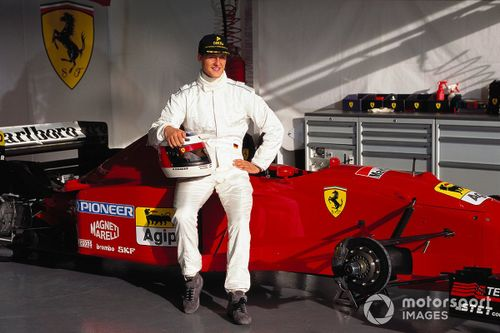 Prueba de Ferrari Estoril