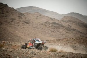#383 Red Bull Off-Road Team USA OT3: Seth Quintero, Dennis Zenz