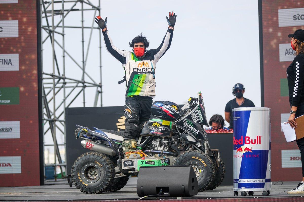 #168 Enrico Racing Team Yamaha: Italo Pedemonte