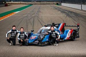 Alpine A480 LMP1, Андре Негран, Николя Ляпьер, Матье Ваксивьер