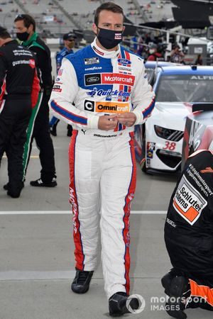 Matt DiBenedetto, Wood Brothers Racing, Ford Mustang Motorcraft Quick Lane