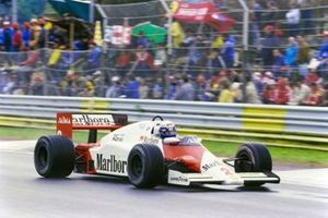 Alain Prost, McLaren MP4-2B TAG