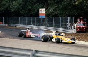 Mike Beuttler, March 721G Ford, Niki Lauda, March 721G Ford