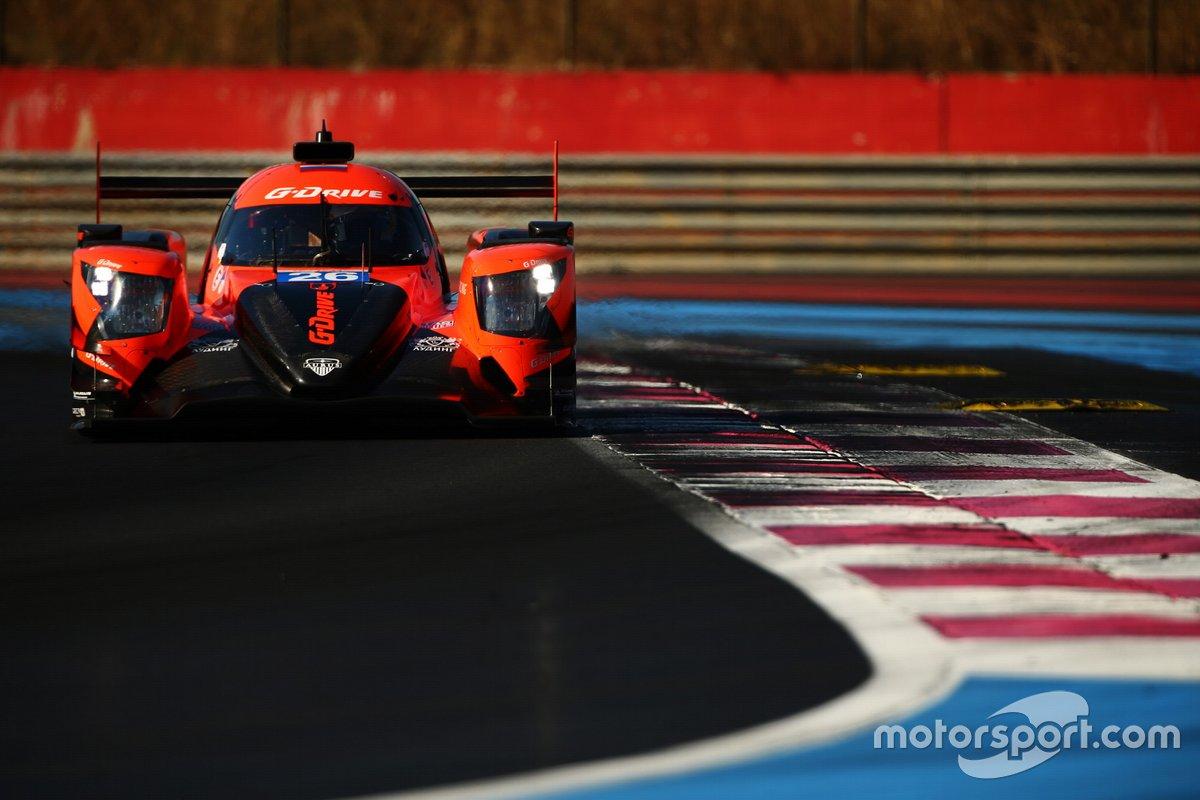 #26 G-Drive Racing Aurus 01 – Gibson: Roman Rusinov, Mikkel Jensen, Nyck De Vries