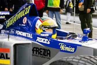 Luca Badoer, Minardi M01 Ford