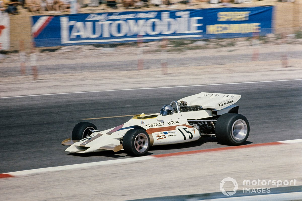 Pedro Rodríguez, BRM P160