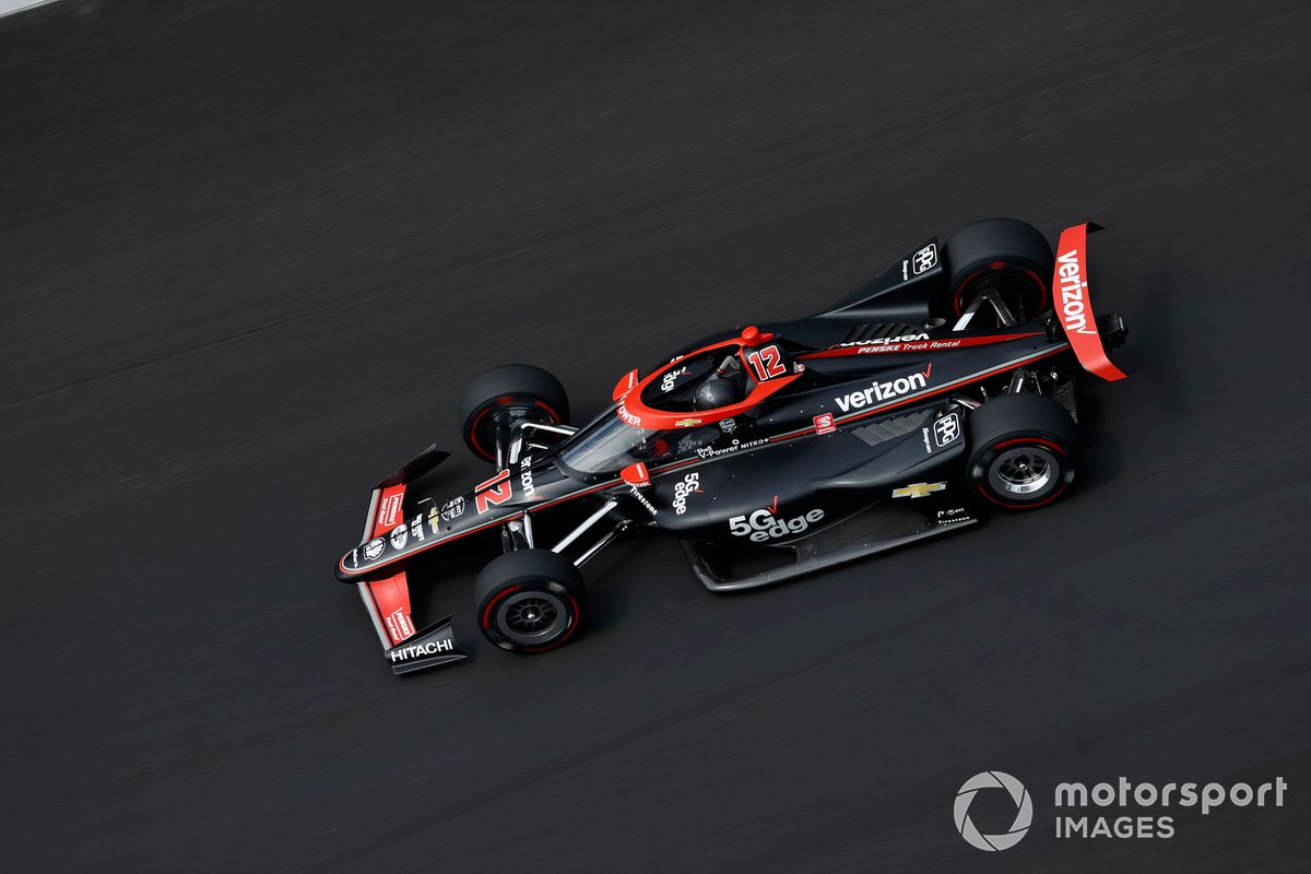 #12 Will Power, Team Penske – Chevrolet
